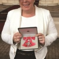 Crosby's Colette McKune receives MBE from the Queen