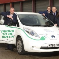 City West Works on the road to green savings