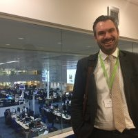 David talks energy efficiency at The Telegraph