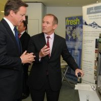Arvia Technology selected for Prime Minister's visit