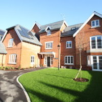 Open weekend at Hanover's New Forest luxury homes