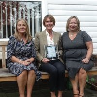 Hampshire housing provider scoops top prize at 50+ Awards
