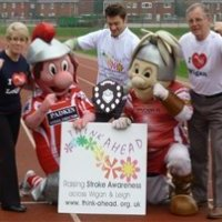 Wigan and Leigh Prepare For 'Charity Challenge 2011'