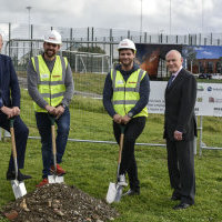 Work begins on Cumbria's National Nuclear College