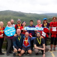 Bold builders conquer Three Peaks Challenge