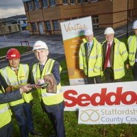 Seddon to build £5.5 million Stafford school project