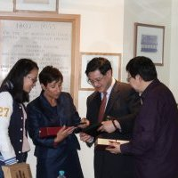 Seddon showcases training programme to Chinese visitors